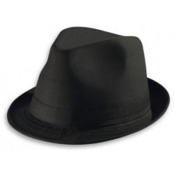 Negro Atlantis Trilby Sombrero