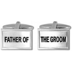 mancuernas del padre del novio