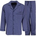 Ambassador pijamas - Azul / Blanco