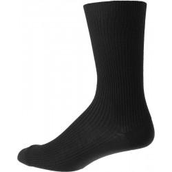 Calcetines de hombre sin cintura elástica - Negro