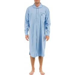 Camisón azul claro