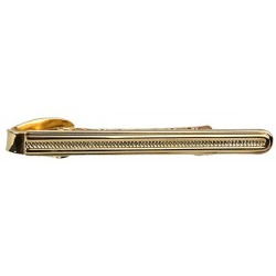Slipsenål - Kæde guld