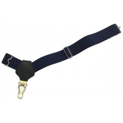 Ligas para calcetines azul oscuro