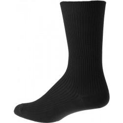 Calcetines de hombre sin elástica - Negro