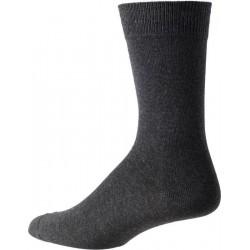 calcetines de color gris oscuro para los hombres