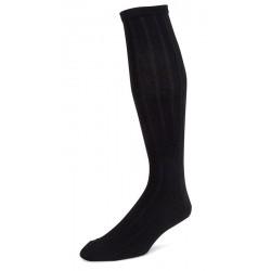 Rodilla calcetines altos - Negro