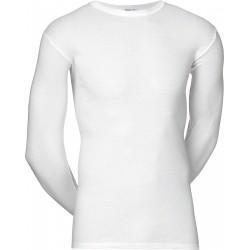 Blanco JBS camiseta de manga larga